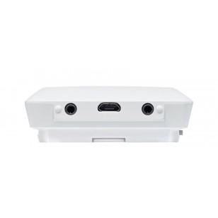 testo 160 E - rádiový záznamník dat se 2 konektory pro teplotní, vlhkostní sondu, sondu lux nebo lux a UV-záření