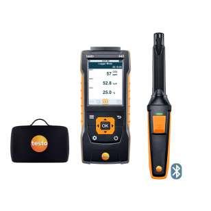 testo 440 sada pro měření CO2 s BT