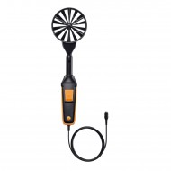 Vrtulková sonda (Ø 100 mm), vč. teplotního senzoru, spřipojovacím kabelem