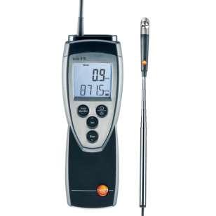 testo 416 vrtulkový anemometr