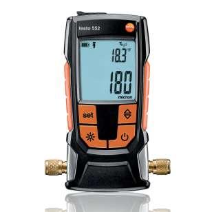 testo 552 digitální vakuometr s Bluetooth®