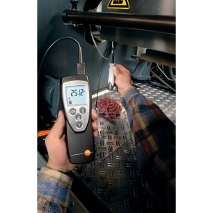 testo 925 – TC teploměr s velkým rozsahem a rychlou odezvou sada
