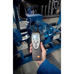 testo 922 – TC teploměr s velkým rozsahem a rychlou odezvou