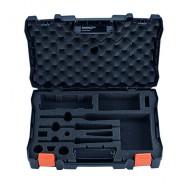 Transportní kufr pro přístroj, 3 sondy a příslušenství