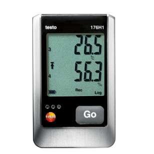 testo 176 H1 4-kanálový záznamník teploty a vlhkosti