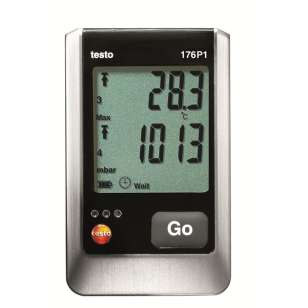 testo 176 P1 5-kanálový záznamník teploty, vlhkosti a absolutního tlaku