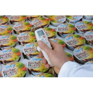 testo 105 - potravinářský teploměr s výměnnými měřicími špičkami sada 2