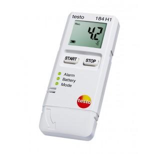 testo 184 H1 záznamník teploty a vlhkosti