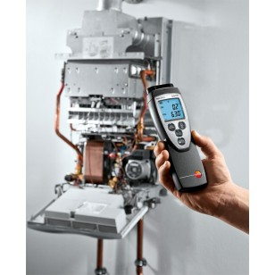 testo 315-3 paralelní měření CO/CO2 bez bluetooth