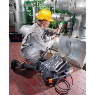 testo 350 průmyslový analyzátor spalin