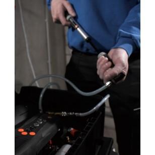 testo 324 přístroj pro měření tlaku a množství úniku sada 2