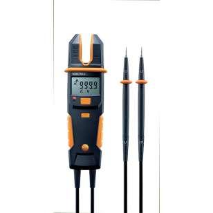 testo 755-2 zkoušečka napětí a proudu